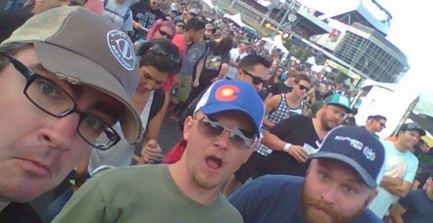 BnL at Riot Fest 2014 part two