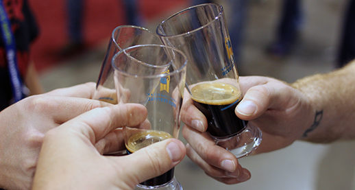 How I Managed to Survive a Beer Festival