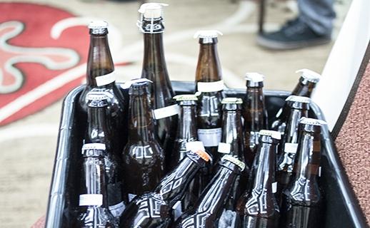 bottle-necking