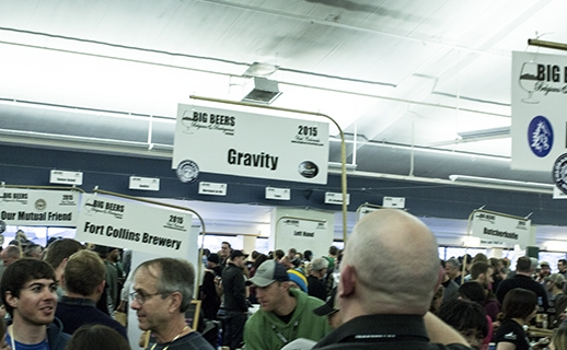 On the Hunt at Big Beers, Belgians and Barleywines Festival