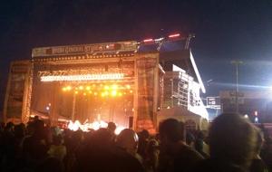 BnL at Riot Fest 2014 part one