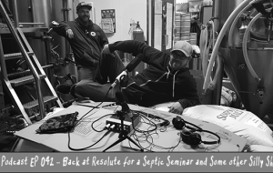 BnL Podcast EP 042 – Back at Resolute for a Septic Seminar and Some other Silly Shit
