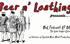 BnL Podcast EP 062: The Love Finger Episode
